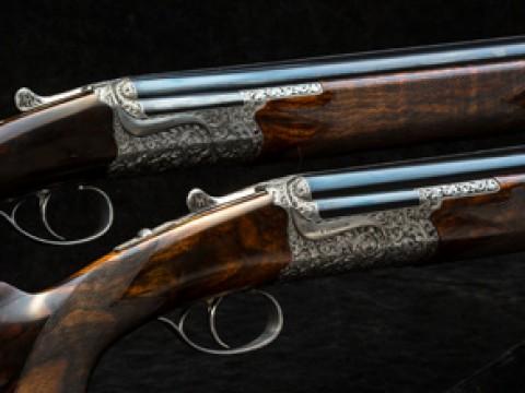 Producing a British bespoke shotgun, Craftsmanship and